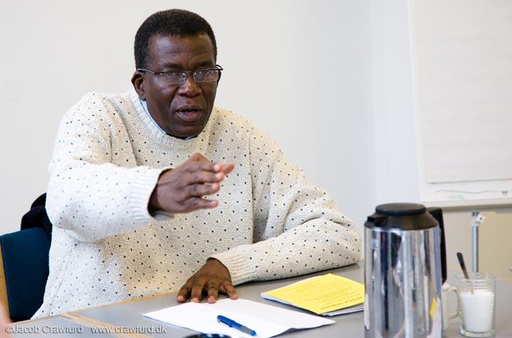 Cheick Oumar Sissoko, Malian Film Institute, 2016